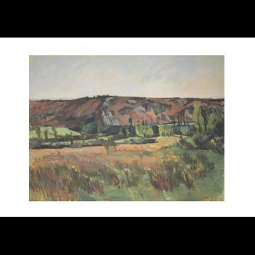 charles lapicque 1898 1988 paysage lot n 60 tableaux arts d co maroquinerie. Black Bedroom Furniture Sets. Home Design Ideas